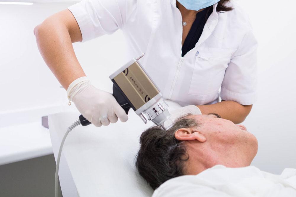 Exploration clinique de l'alopécie