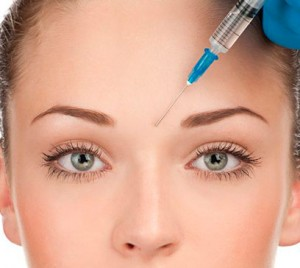 La technique par injections de botox