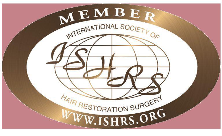 Dr Eric Bouhanna membre de l'ISHRS